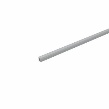 Alu Profile Nano 8x9mm anodized for LED strips