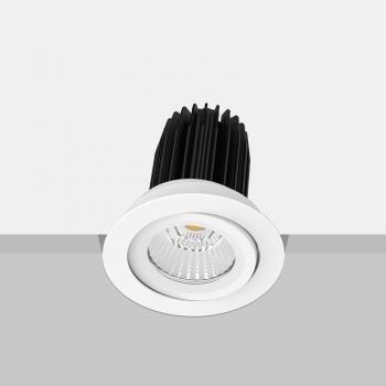 MR16 LED downlight set 6,1W RA90