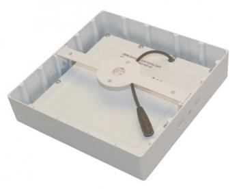 led panel ap eckig 240x240mm tageslicht weiss online. Black Bedroom Furniture Sets. Home Design Ideas