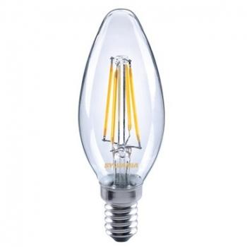 Sylvania Led Lamp E14 2 5w Warm White Retro Candle Greuter