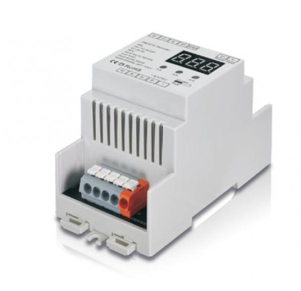 LED Dimmer DMX 512 4 channel DIN - Greuter Leuchten GmbH