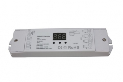 DMX512 LED Dimmer 4 Kanal