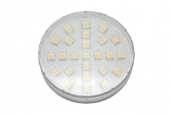 LED lamp GX53 5W Epistar warm-white